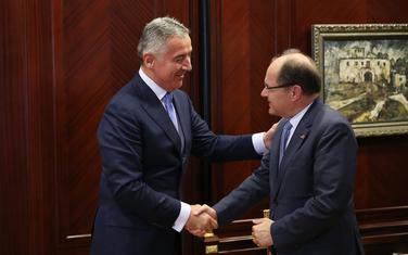 Đukanović i Šmit