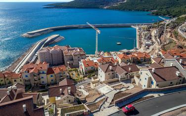 Kompleks vrijedan više od milijardu eura: Lustica Bay