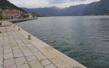 Pristanište-riva Muo u Kotoru