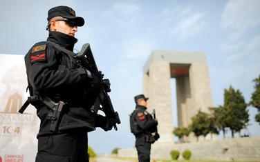Turska policija: Ilustracija