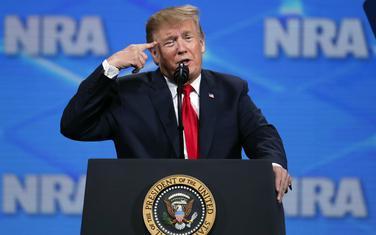 Tarmp u govoru pred NRA