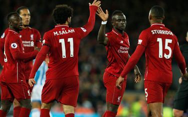 Paklen tandem: Mohamed Salah i Sadio Mane