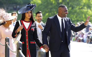Par na vjenčanju princa Harija i Megan Markl