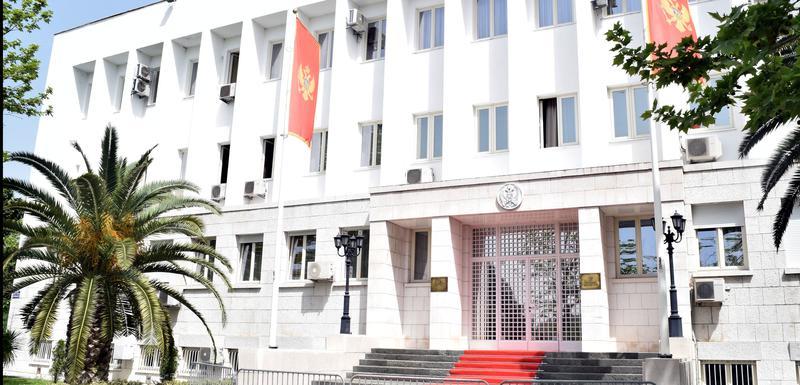 Zgrada predsjednika u Podgorici