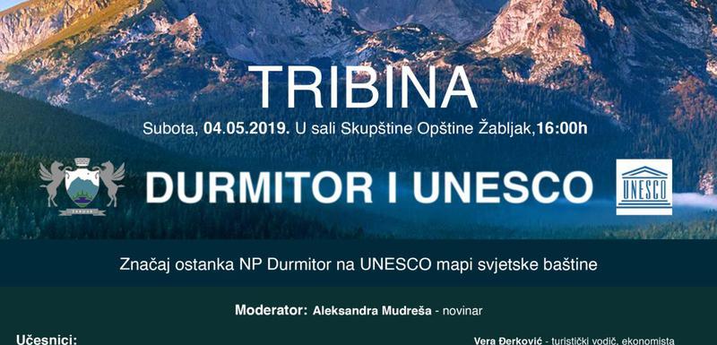 Najava za tribinu