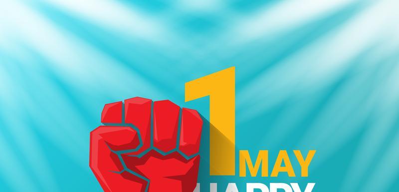 Prvi maj, međunarodni praznik rada (Ilustracija)