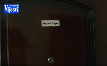 Vujović je jedan od vlasnika stanova