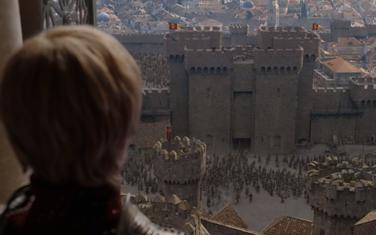 Sersei gleda na svoju novu vojsku