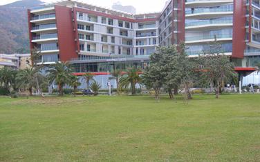 Sporno zemljište na kome se nalazi TQ Plaza