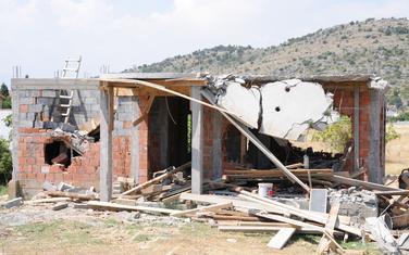 Zajednica opština traži produženje roka i izmjene zakona: Nelegalna gradnja trajala decenijama