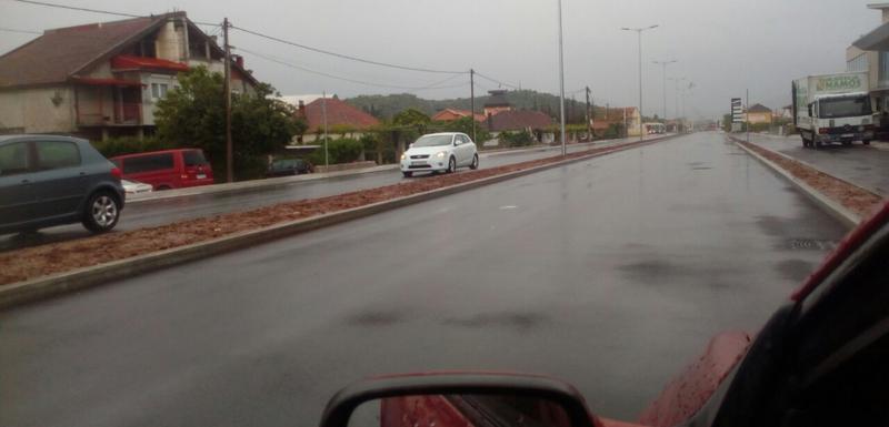 Bulevar kroz Donju Goricu