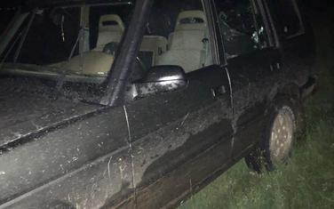 Jedno od vozilo u kojem je pronađena droga