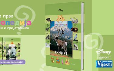 Nova Diznijeva enciklopedija u prodaji od 3. maja