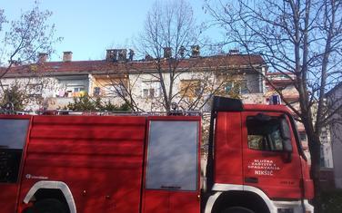 Vatrogasci u Nikšiću