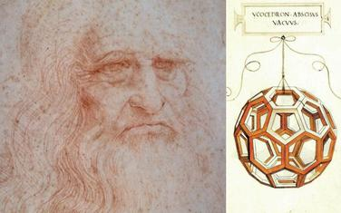 """Leonardo da Vinći i njegov """"ikosaedron"""""""