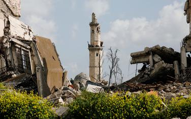 Napad barel bombama: Sirija