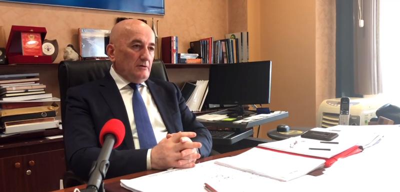 Nurković u intervjuu agenciji Mina Business