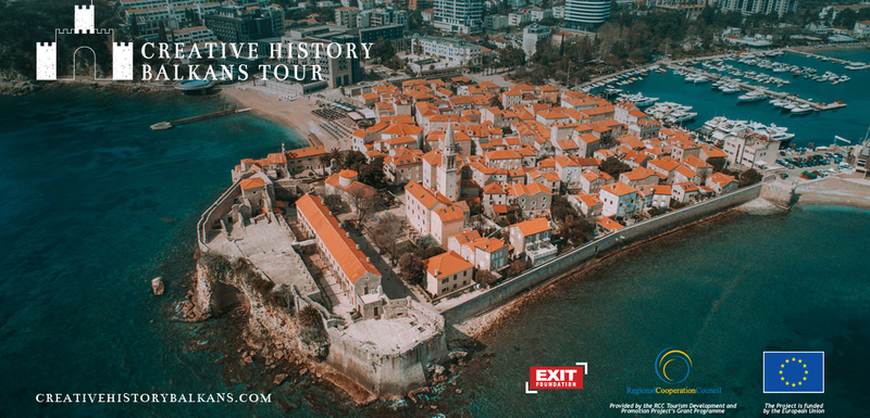 """Creative History Balkans Tour"""