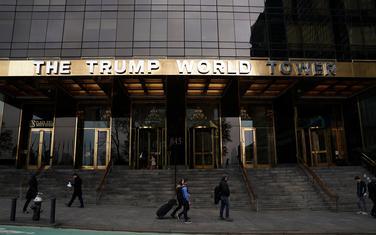Tramp svjetski toranj u Njujorku