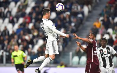 Ronaldo postiže gol za 1:1