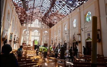 Vlasti Sri Lanke za masakr nad hrišćanima, na Uskrs, optužile lokalne muslimanske ekstremiste