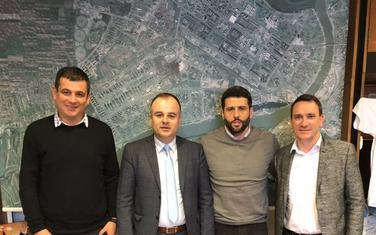 Sa sastanka u Beogradu