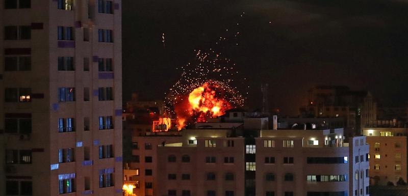 Detalj iz Gaza Sitija