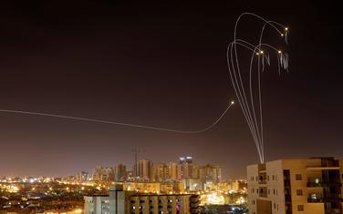 Antiraketni sistem presrijeće rakete u Aškelonu