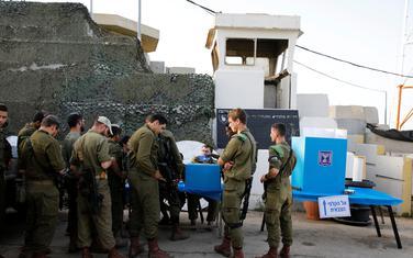 Izraelski vojnici