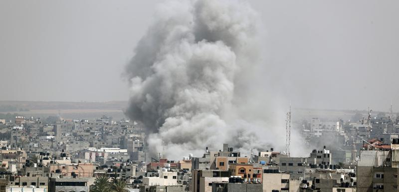 Napad Izraela na Gazu