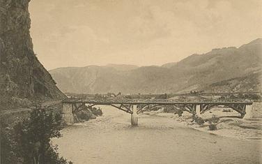 Most kod Bablje grede