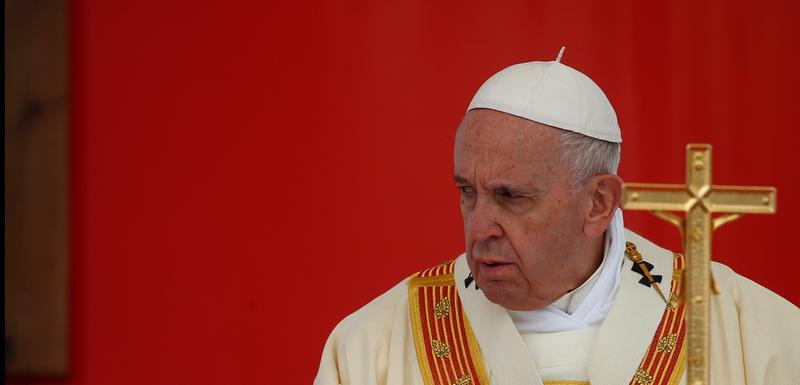 Papa Franjo u Skoplju