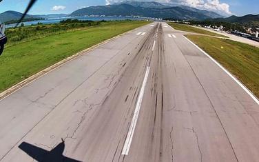 Pista tivatskog aerodroma
