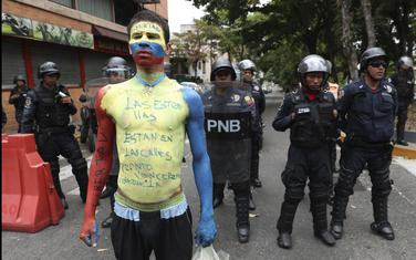 Sa protesta u Venecueli
