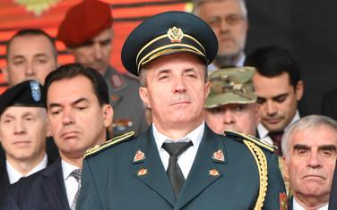 Načelnik Generalštaba Dragutin Dakić