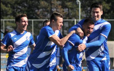 Jure i titulu i rekord: Fudbaleri Sutjeska