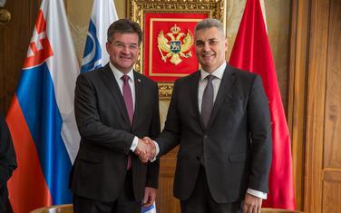 Lajčak i Brajović