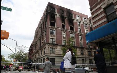 Više od 100 vatrogasaca gasilo požar više od sat i po