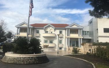 Ambasada SAD u Podgorici