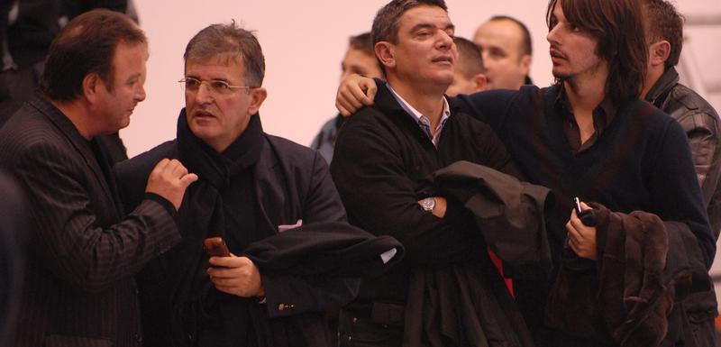 Svetozar, Dragan i Miloš Marović