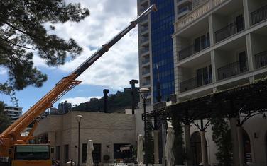 Nastavljena gradnja na hotelu