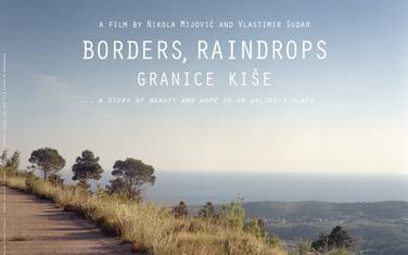 """Poster za film: """"Granice kiše"""""""
