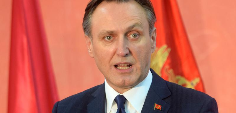 Predsjednik SDP: Ranko Krivokapic