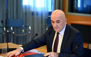 Ministar saobraćaja Osman Nurković