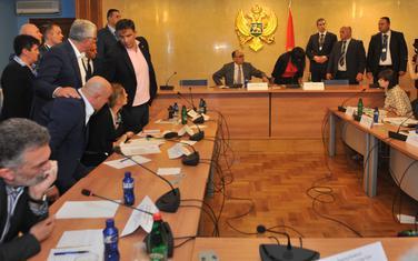 Poslanici sve češće nasrću na kolege: Sa sjednice Administrativnog odbora