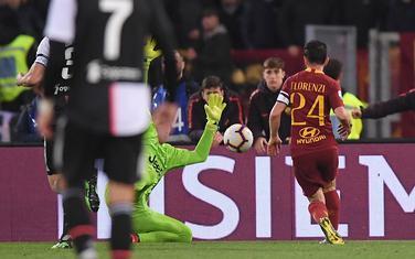Florenci pogađa za 1:0