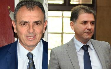 Kenan Hrapović i Petar Ivanović