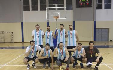 Pobjednička ekipa Geoservis