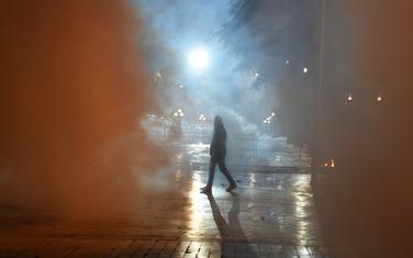 Sa protesta u Tirani