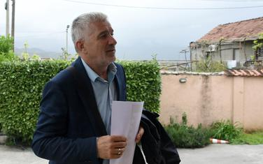 Sinoć razgovarali o platformi: Džemal Perović